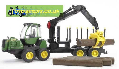 JOHN DEERE 1210E FORWARDER